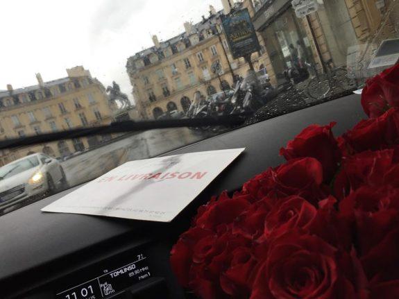 Livraison de fleurs fleuriste paris