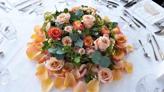 fleuriste paris mariage composition florale décoration florale