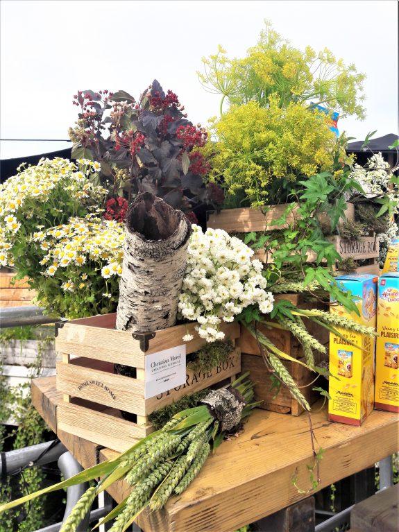 fleuriste paris fleurs végétalisation