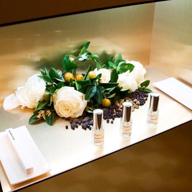 Christian Morel Fleuriste Paris - Evenement Parfum