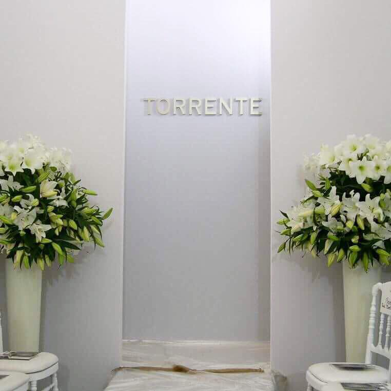 Christian Morel Fleuriste Paris - Evenement Torrente defilé