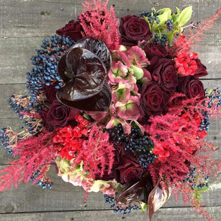 Christian Morel Fleuriste Paris – Bouquet Saint Valentin