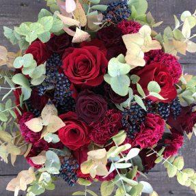 Christian Morel Fleuriste Paris - Bouquet Saint Valentin