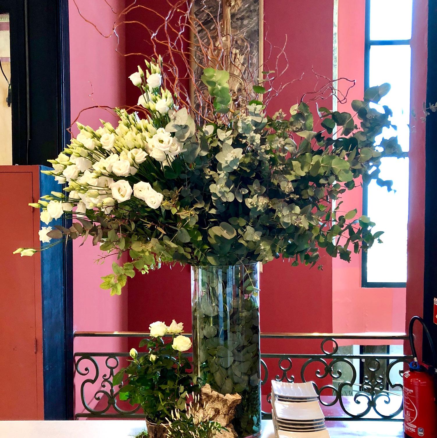Christian Morel Fleuriste à Paris 11 - Evenementiel