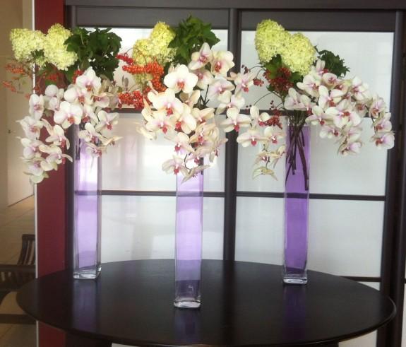 Abonnement floral, fleuriste paris