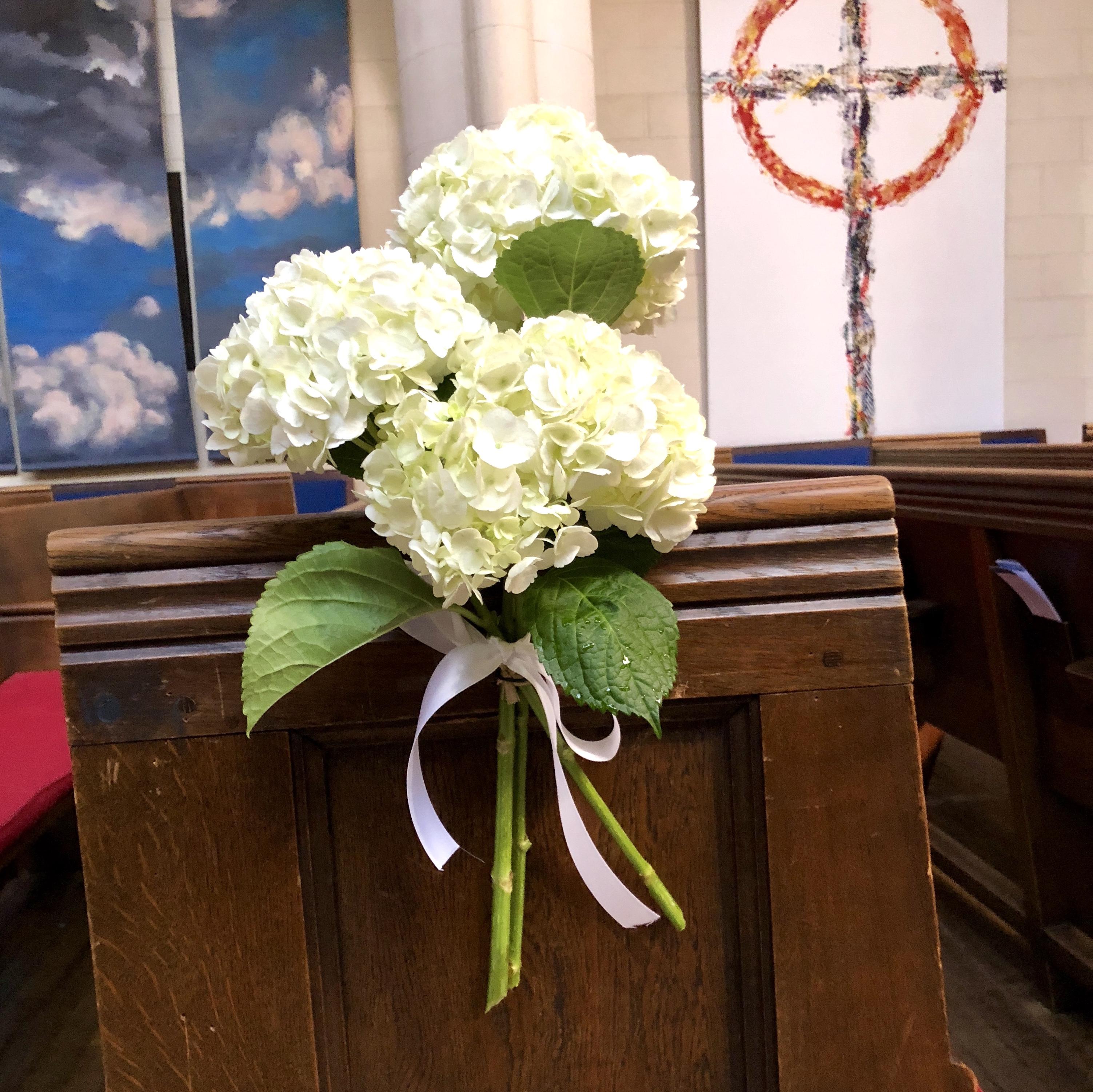 Christian Morel Fleuriste Paris - Mariage - Bouquet de mariée