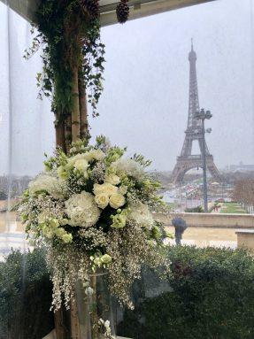 Decoration florale decor lvenementiel évènement original créatif paris parisien livraison sur mesure conseil
