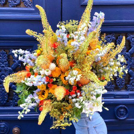 Bouquet Estivale – Christian Morel fleuriste Paris
