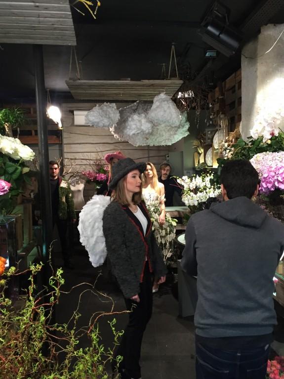 Végétal dressing fleuriste paris