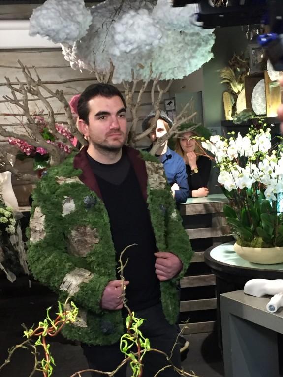 Végétal Dressing fleuriste paris 11eme