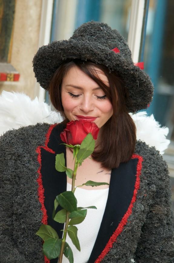 Veste St valentin