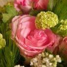 Bouquet « Bonheur acidulé » par Christian Morel, fleuriste à Paris - zoom