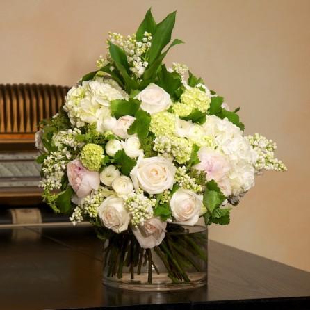 Bouquet 1er Mai « Pur bonheur » par Christian Morel, fleuriste à Paris
