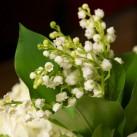 Bouquet « Pur bonheur » par Christian Morel, fleuriste à Paris - zoom