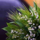 Bouquet « Que du bonheur » par Christian Morel, fleuriste à Paris - zoom