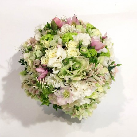 Créations florales sur mesure « Sublime » par Christian Morel Fleuriste à Paris