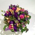 """Création florale sur mesure """"Simplicité"""" par Christian Morel Fleuriste à Paris"""