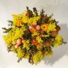 Créations florales sur mesure « Émotion » par Christian Morel Fleuriste à Paris