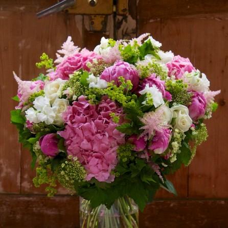 Christian Morel Fleuriste Paris – Bouquet de Fête des mères