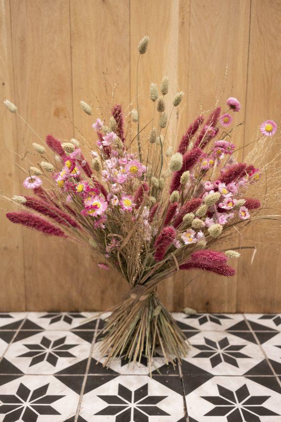 le champetre Fleurs Séchées fleuriste paris livraison delivery dry flower florist
