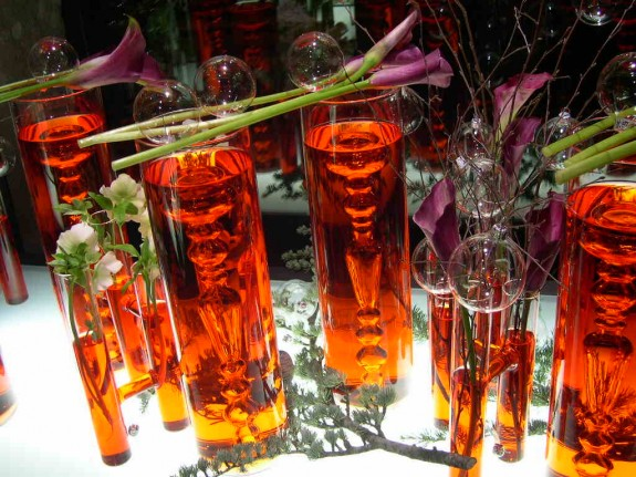 décor floral fêtes bonne année