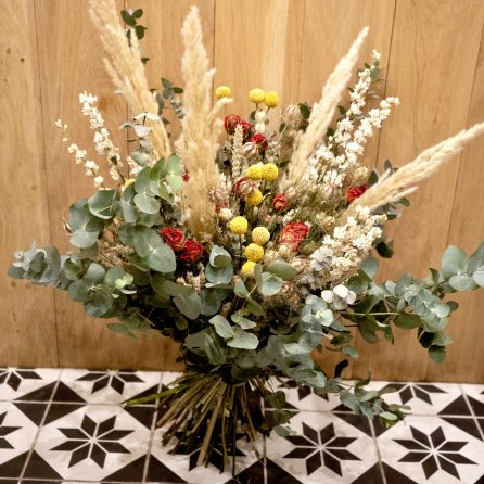 pampa-3-446×446 Fleurs séches en livraison Livraison de fleurs à paris Fleuriste parisien Dry flowers